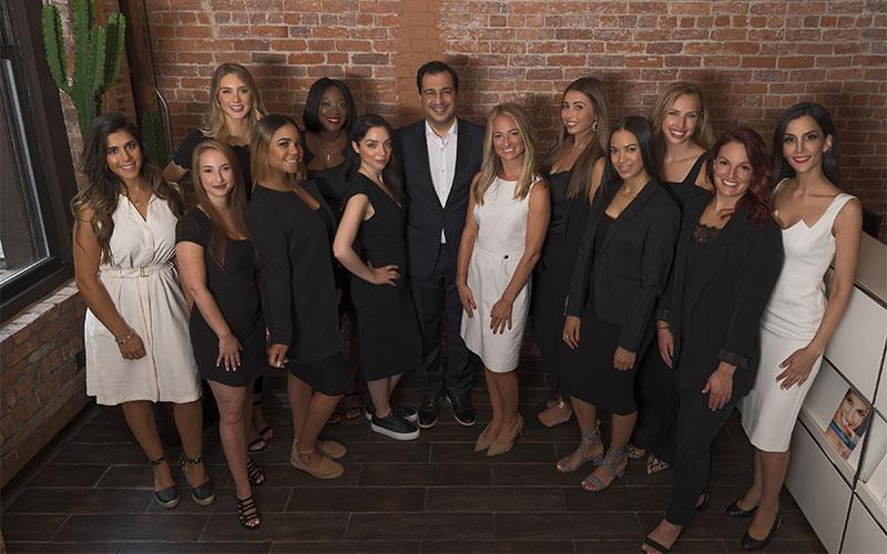 Tribeca Dental associates - The team